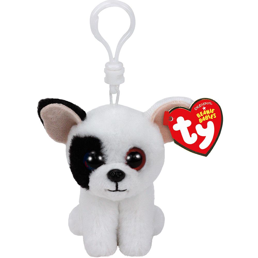 Clip-On Marcel Beanie Boos Dog Plush Image #1