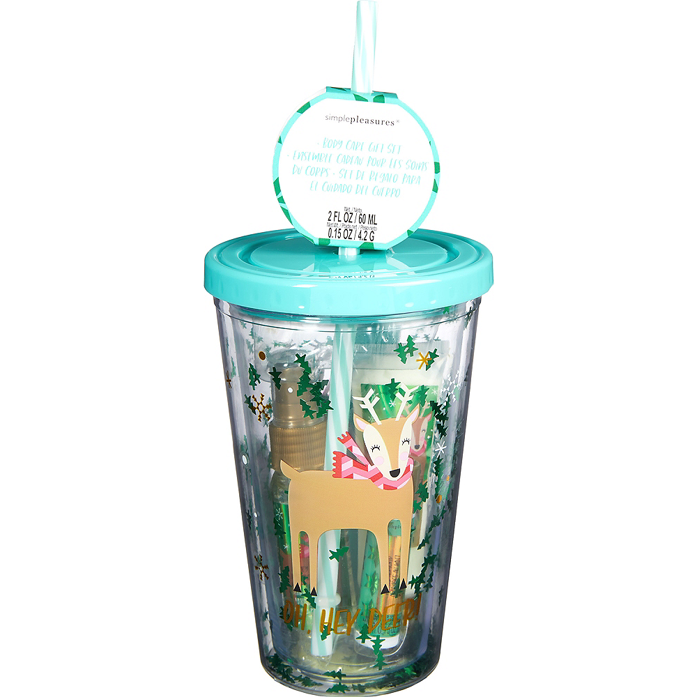 Nav Item for Reindeer Bath Cup Set Image #2