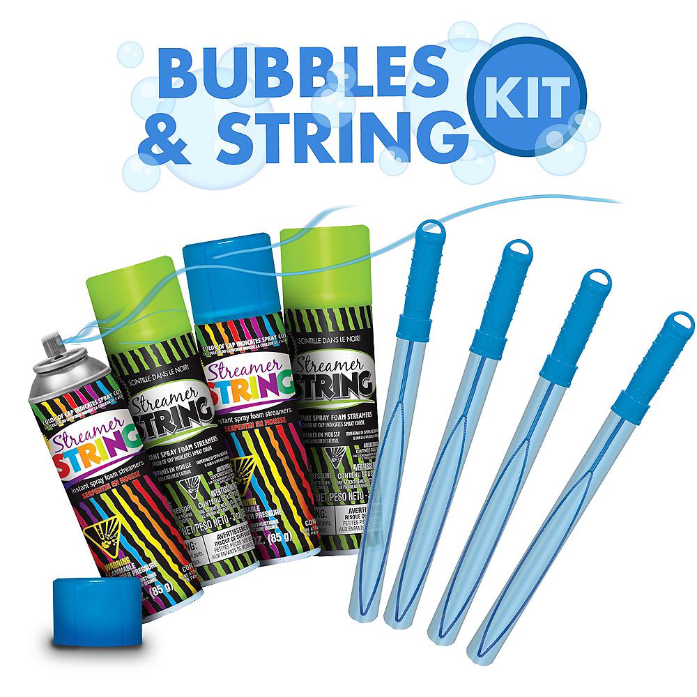Bubbles & String Fun Kit Image #1