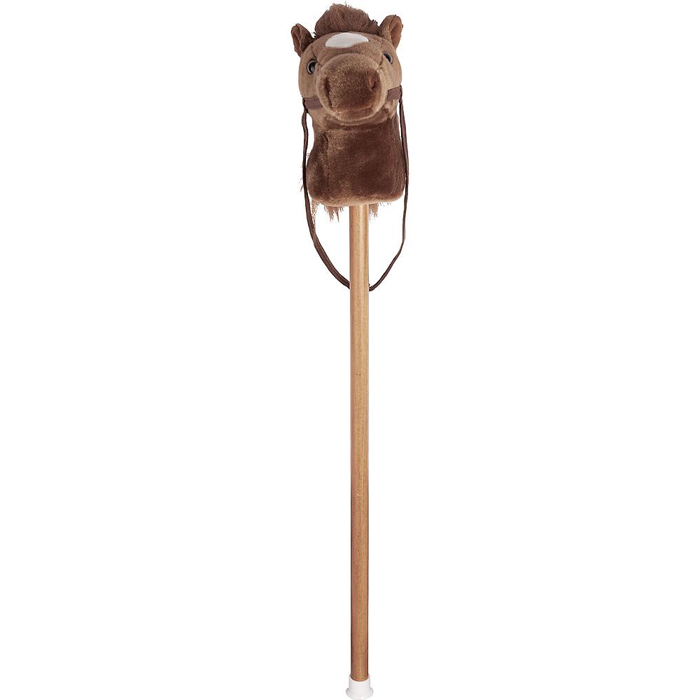 Brown Hobby Horse Image #2