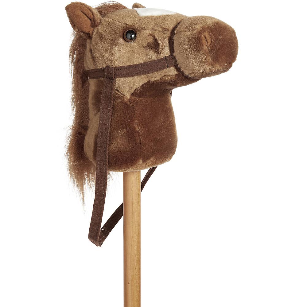 Brown Hobby Horse Image #3