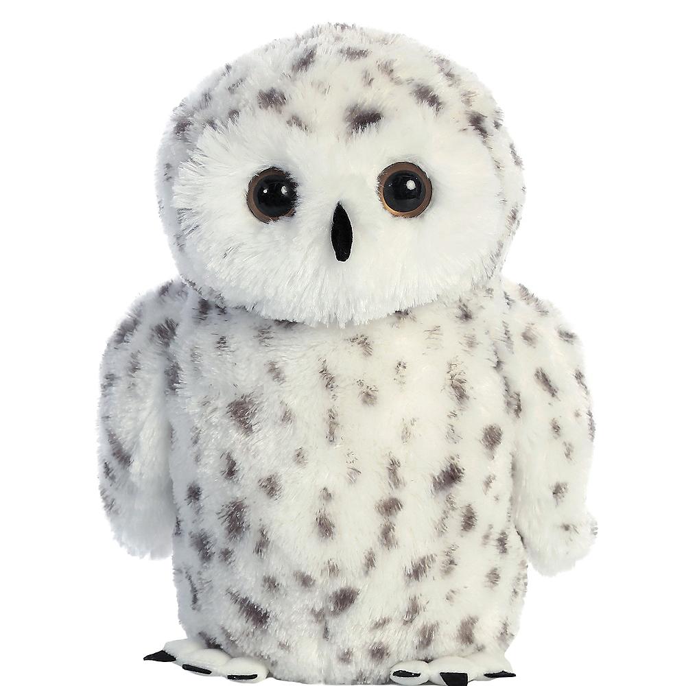 Snowy Owl Plush Image #1