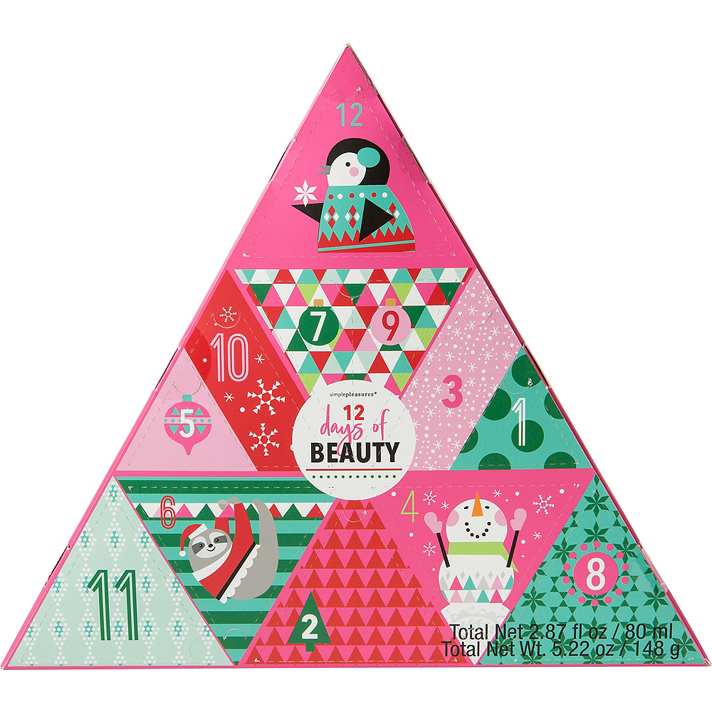 12 Days of Beauty Advent Calendar Image #1
