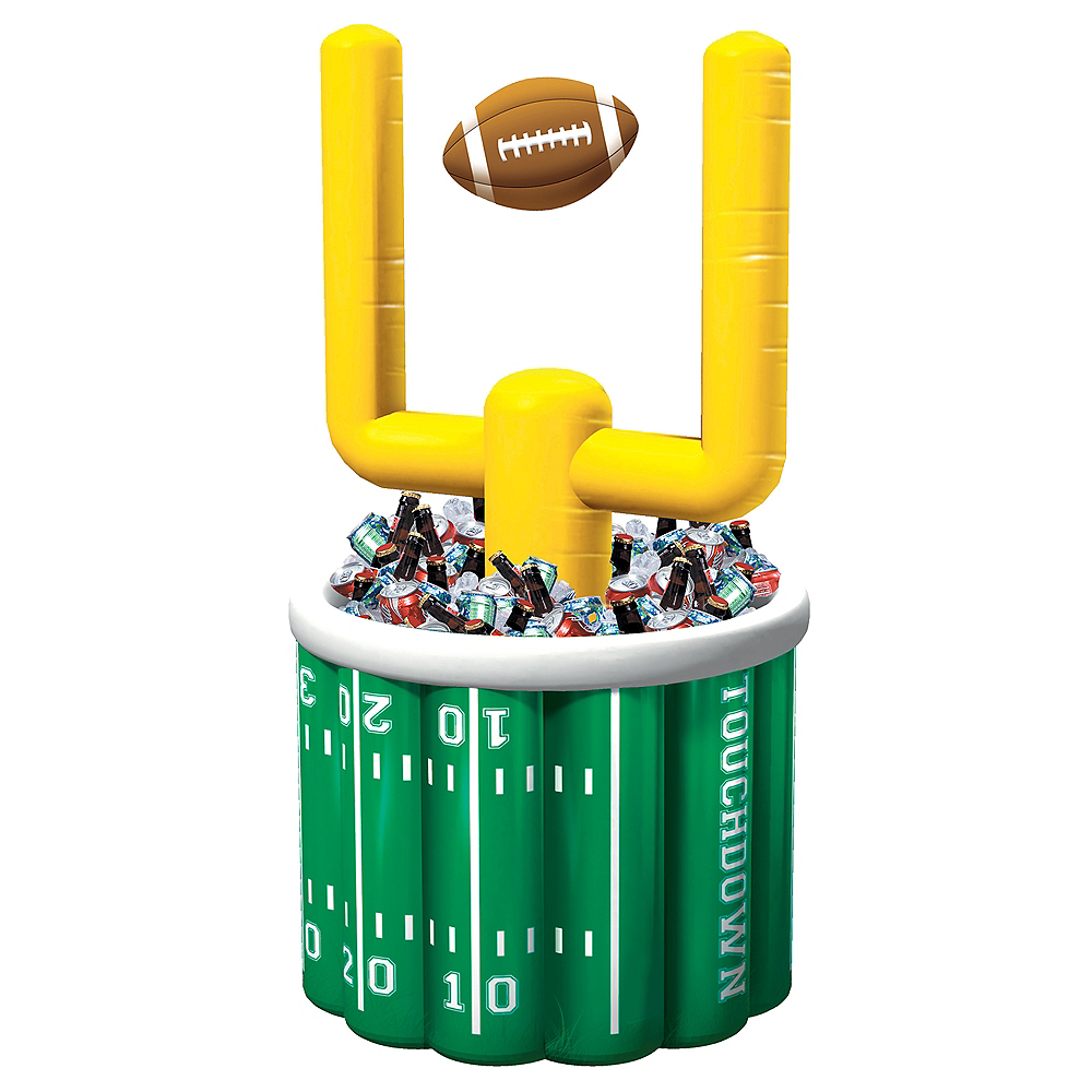 Inflatable Field Goal Post Cooler Image #1