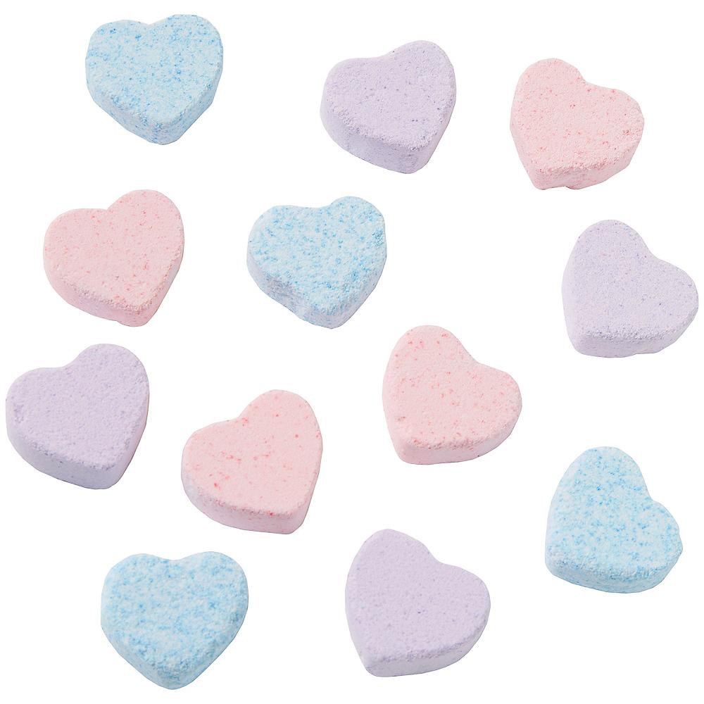 Fizzing Heart Bath Tints 12ct Image #1