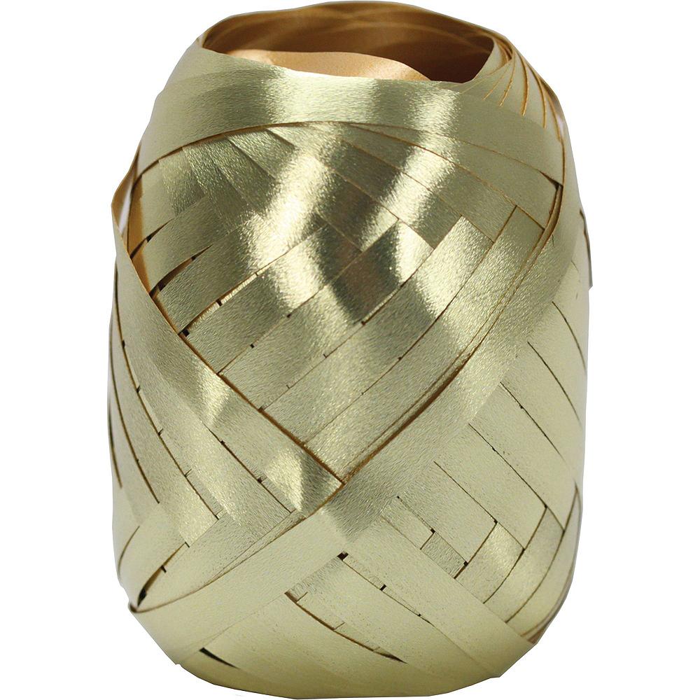 White & Gold Striped 30th Birthday Balloon Kit Image #3