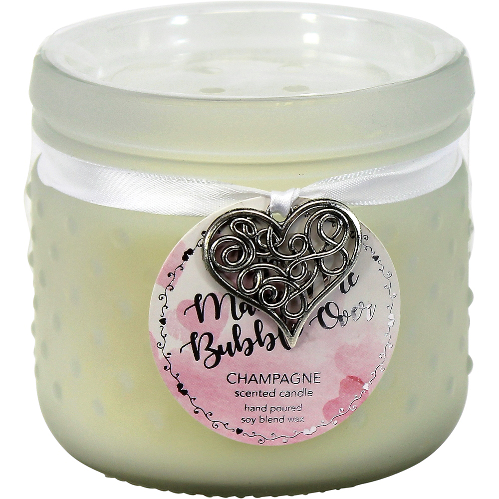 Champagne Soy Candle Image #1