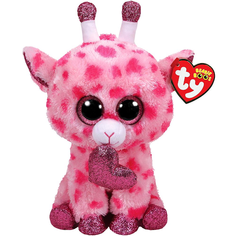 aa17afc1f80 5 1 2in x 13in Plush Toy. Sweetums Beanie Boo Giraffe Plush Image  1