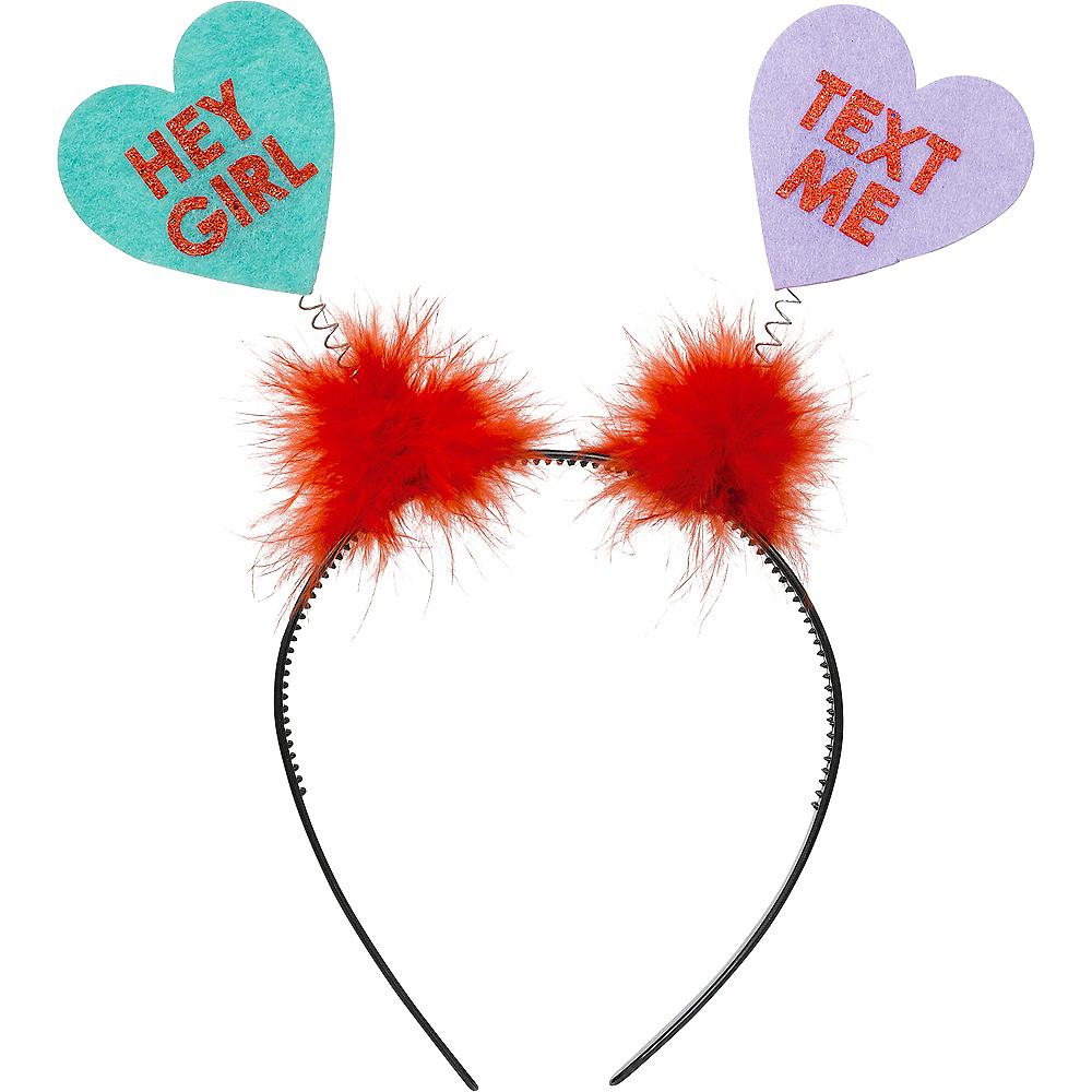 Conversation Heart Head Bopper Image #1