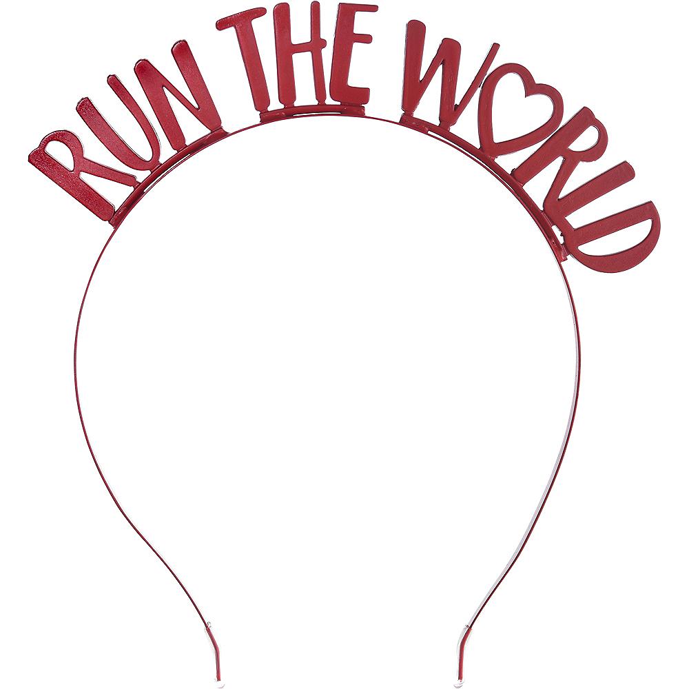 Run the World Headband Image #1