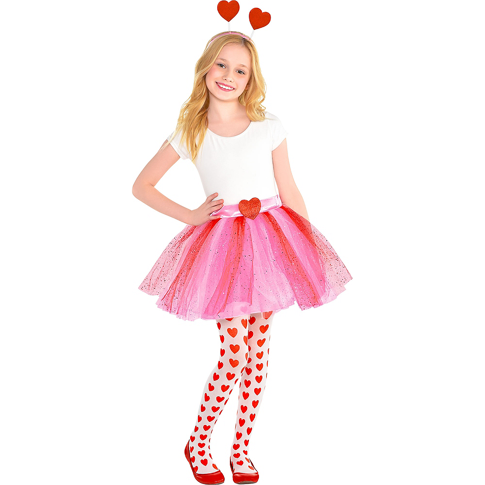 Child Valentine's Day Accessory Kit 2pc Image #1
