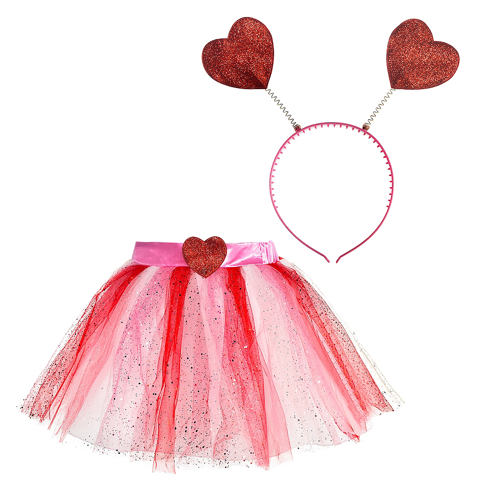 Child Valentine's Day Accessory Kit 2pc Image #2