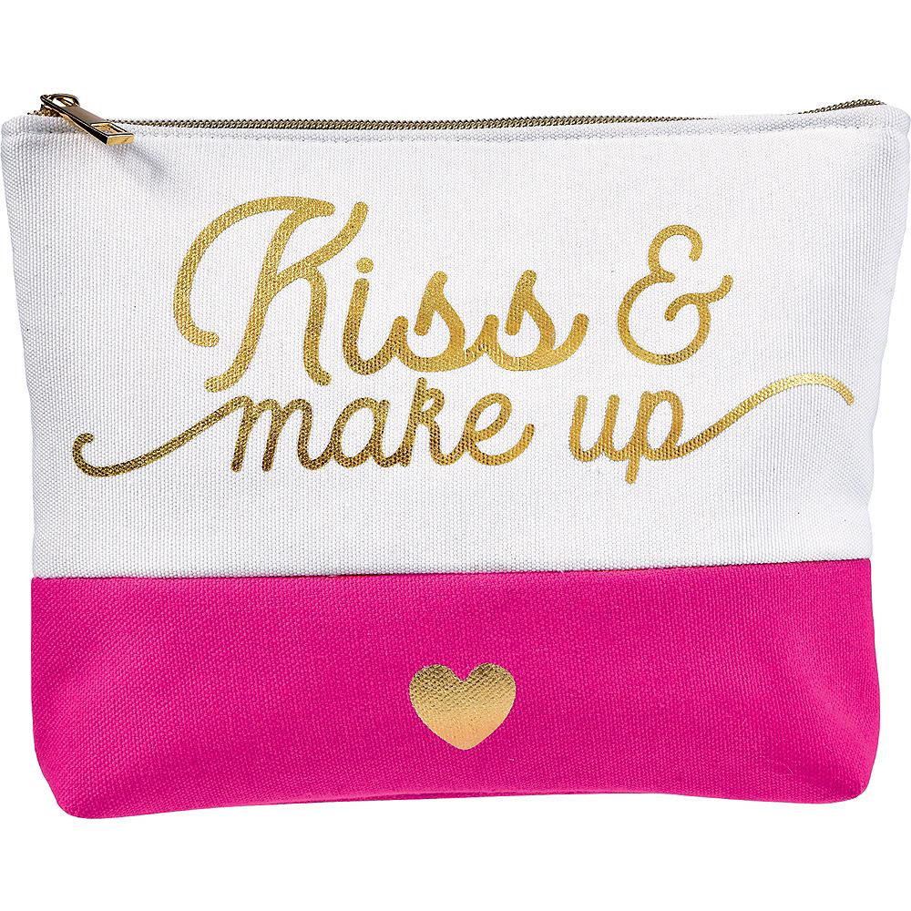 Kiss & Make Up Makeup Bag Image #1