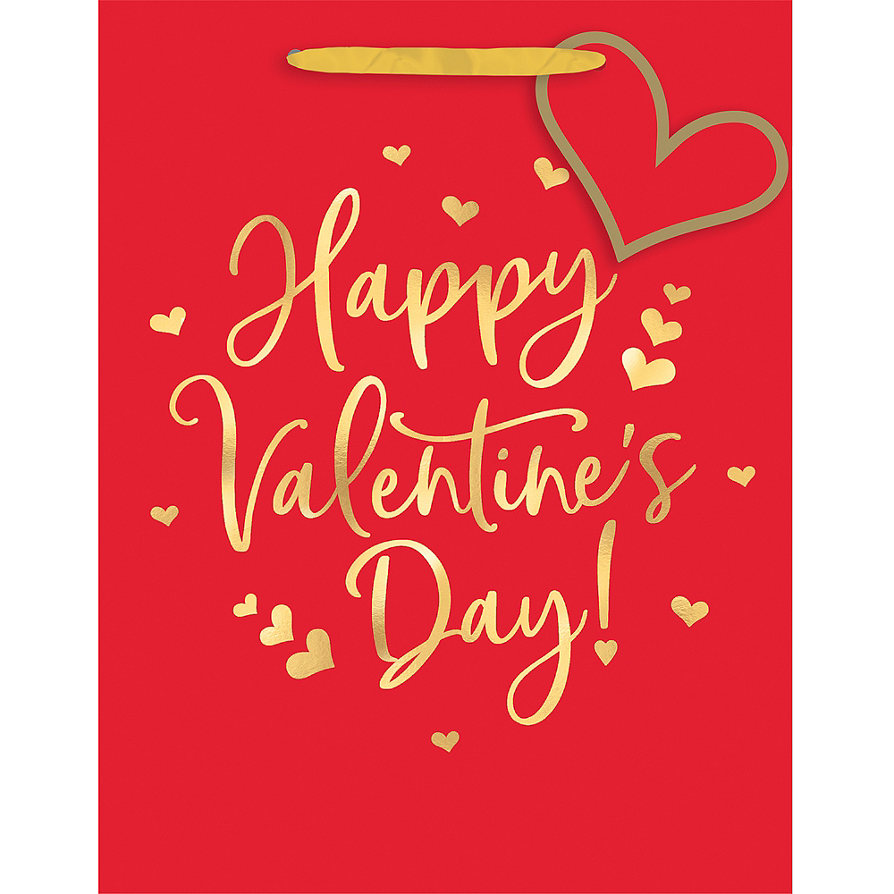 Happy Valentine's Day Gift Bag Image #1