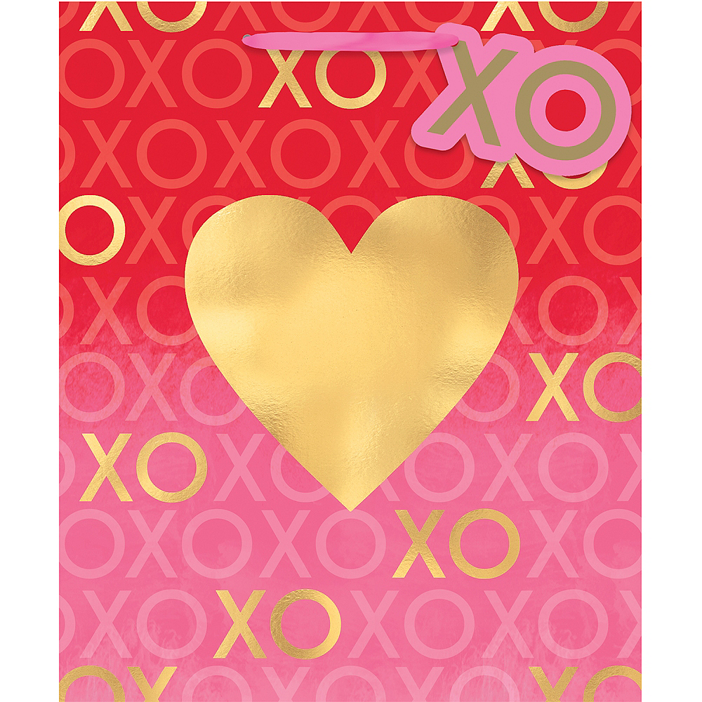 XOXO Valentine's Day Gift Bag Image #1