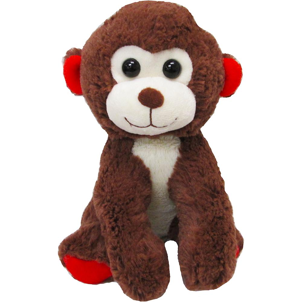 Valentine's Day Monkey Plush Image #1