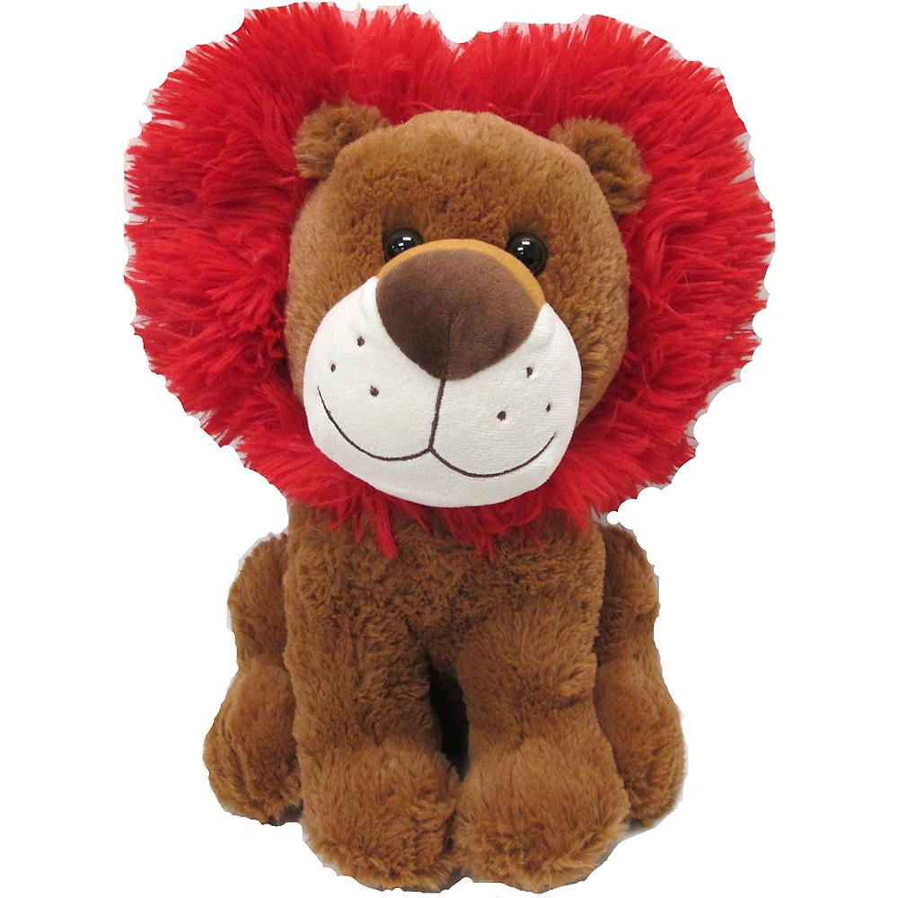 Valentine's Day Lion Plush Image #1