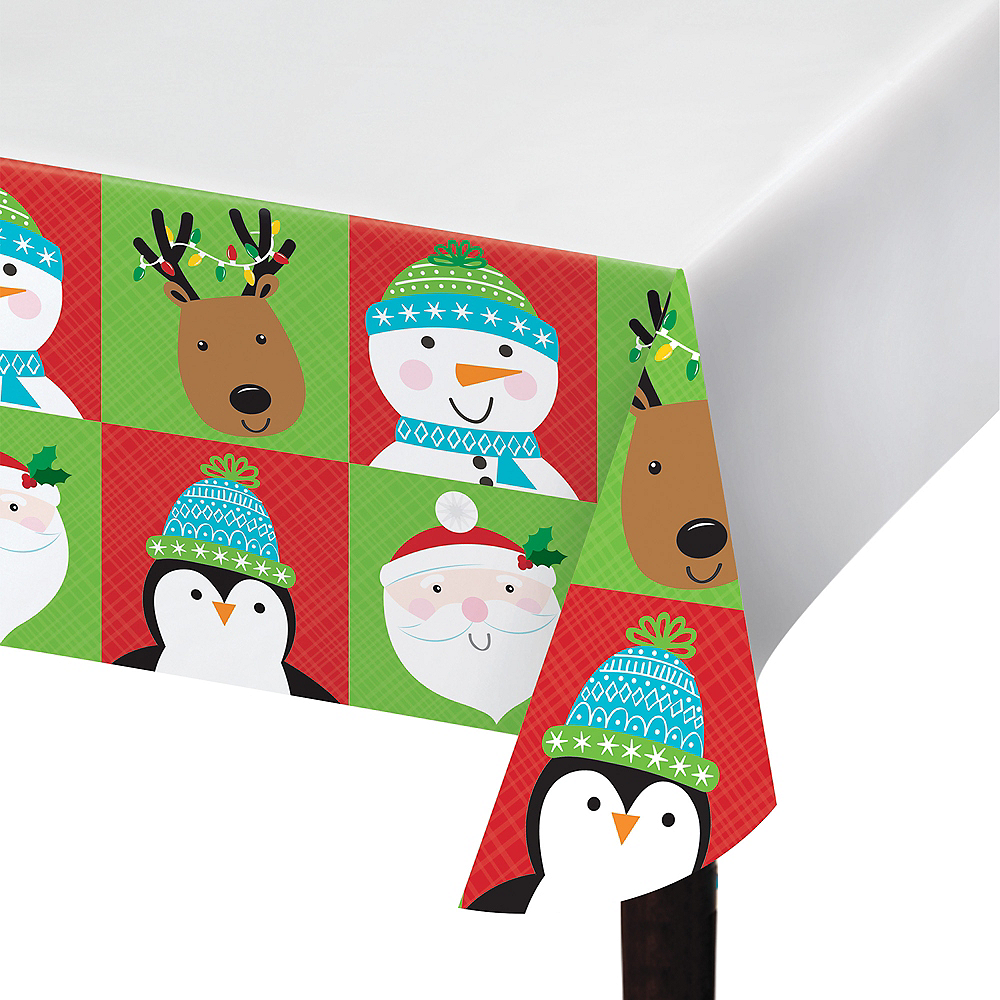 Friends of Santa Table Cover Image #1