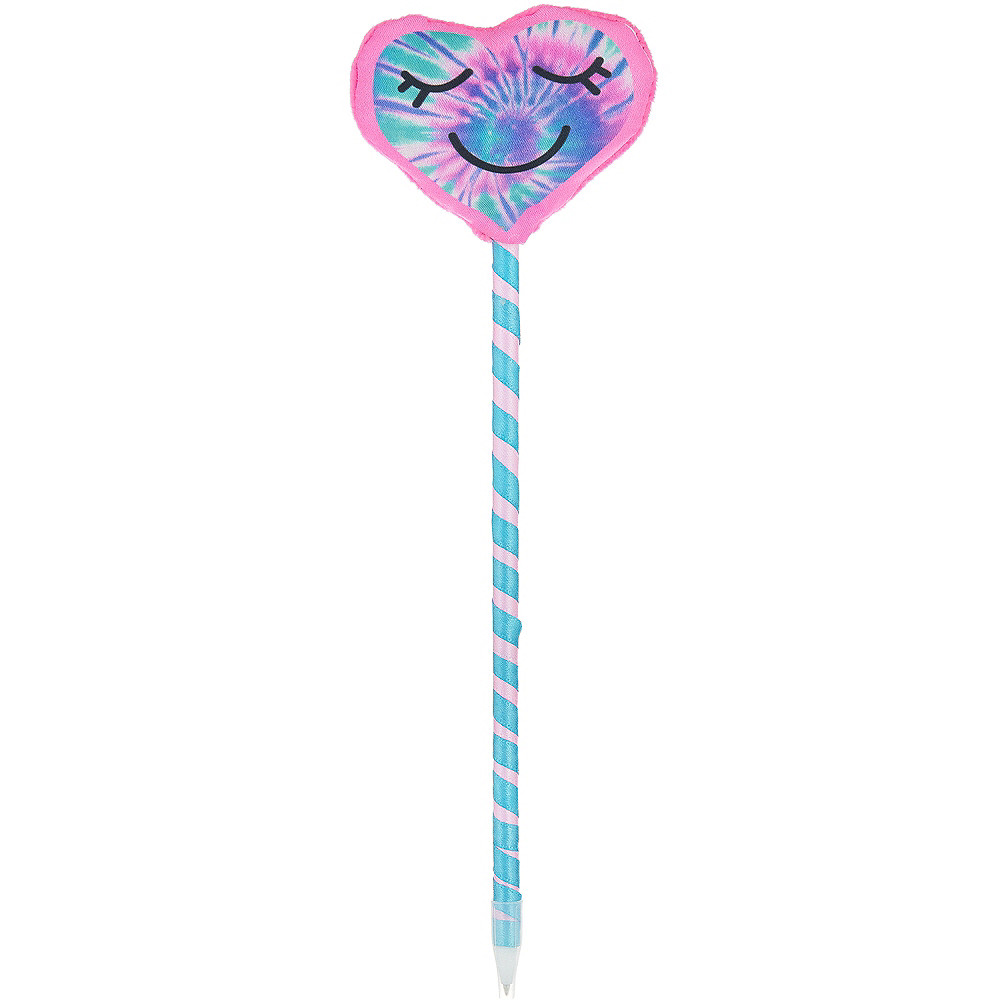 Nav Item for Tie-dye Heart Pen Image #1