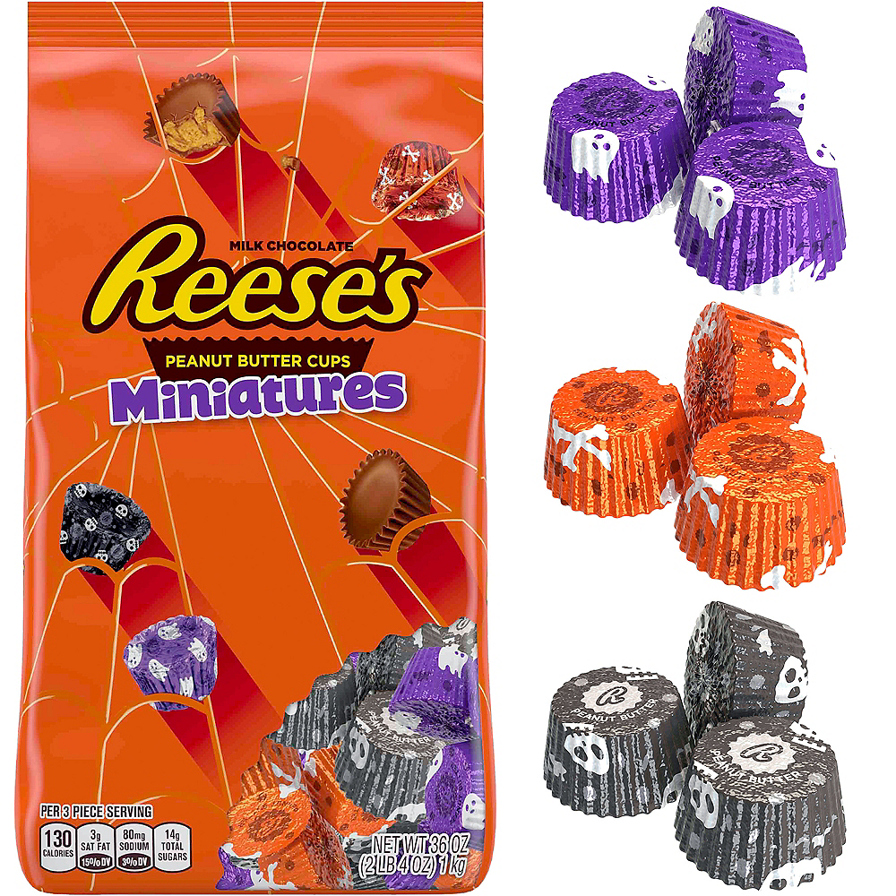 Reese's Peanut Butter Cups Miniatures Image #1