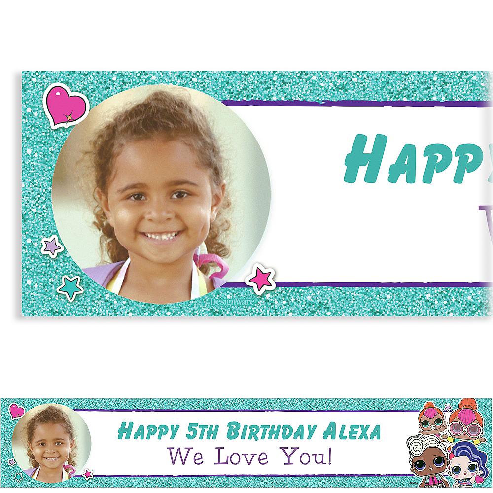 Custom LOL Surprise Photo Banner Image #1