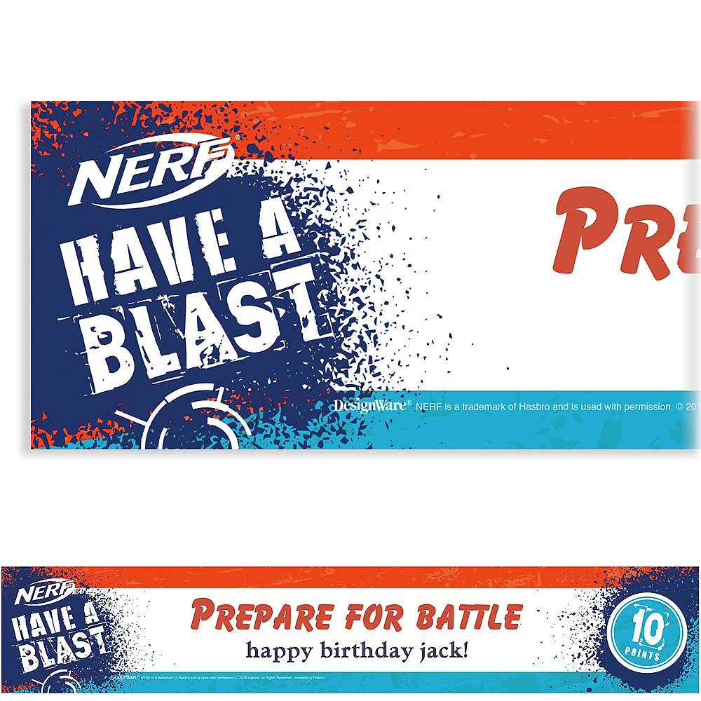 Custom Nerf Banner Image #1