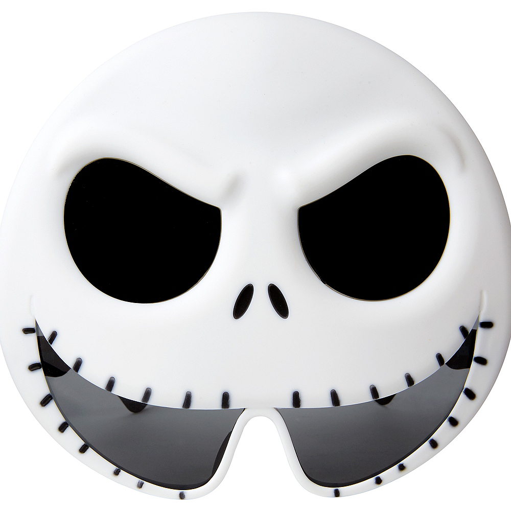 Jack Skellington Sunglasses - The Nightmare Before Christmas Image #1
