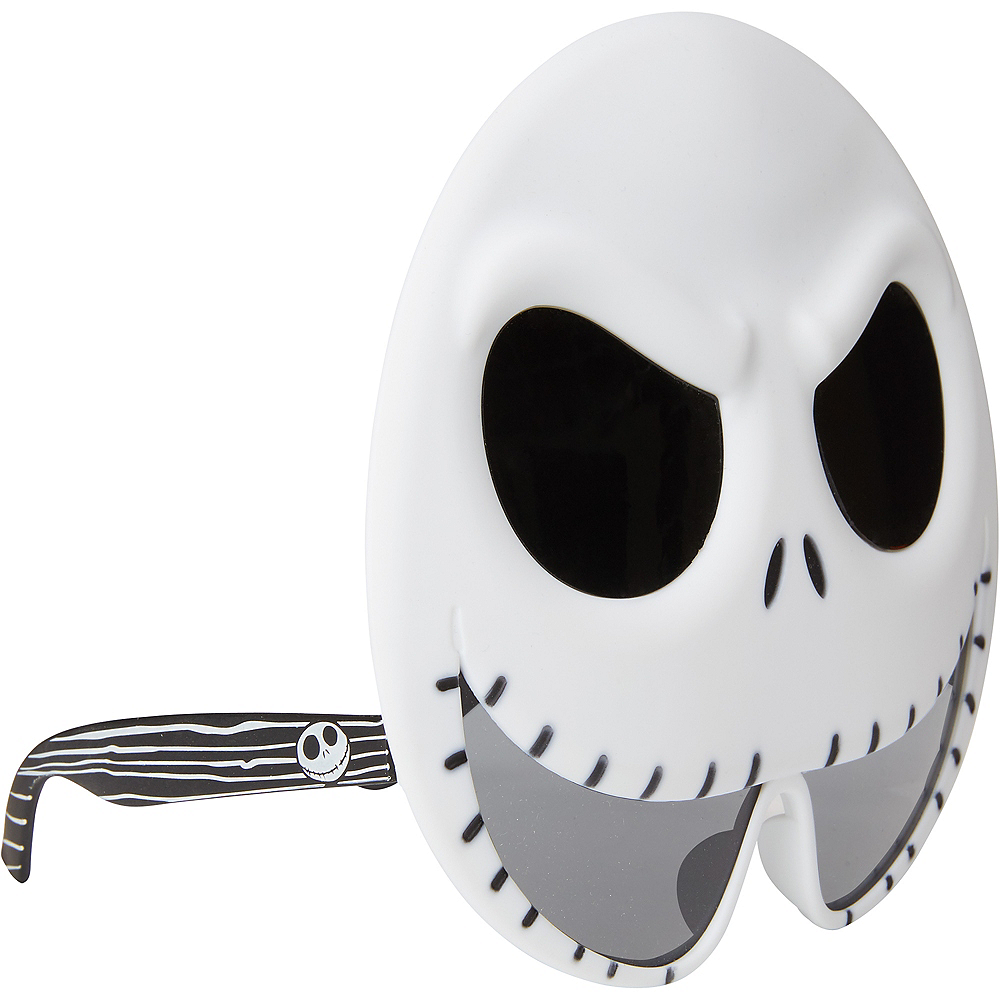 Jack Skellington Sunglasses - The Nightmare Before Christmas Image #2