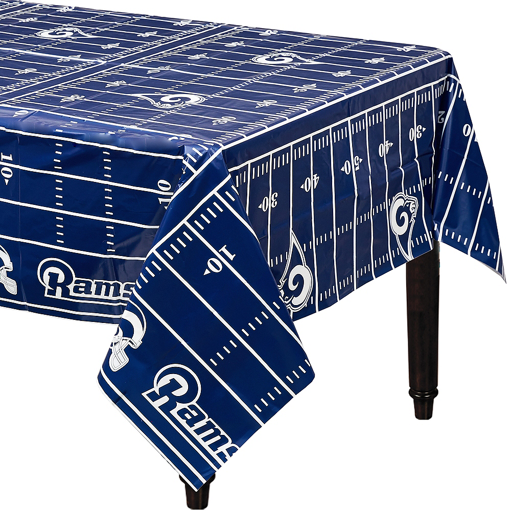 Los Angeles Rams Table Cover Image #1
