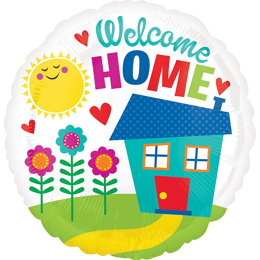 Cute Welcome Home Balloon