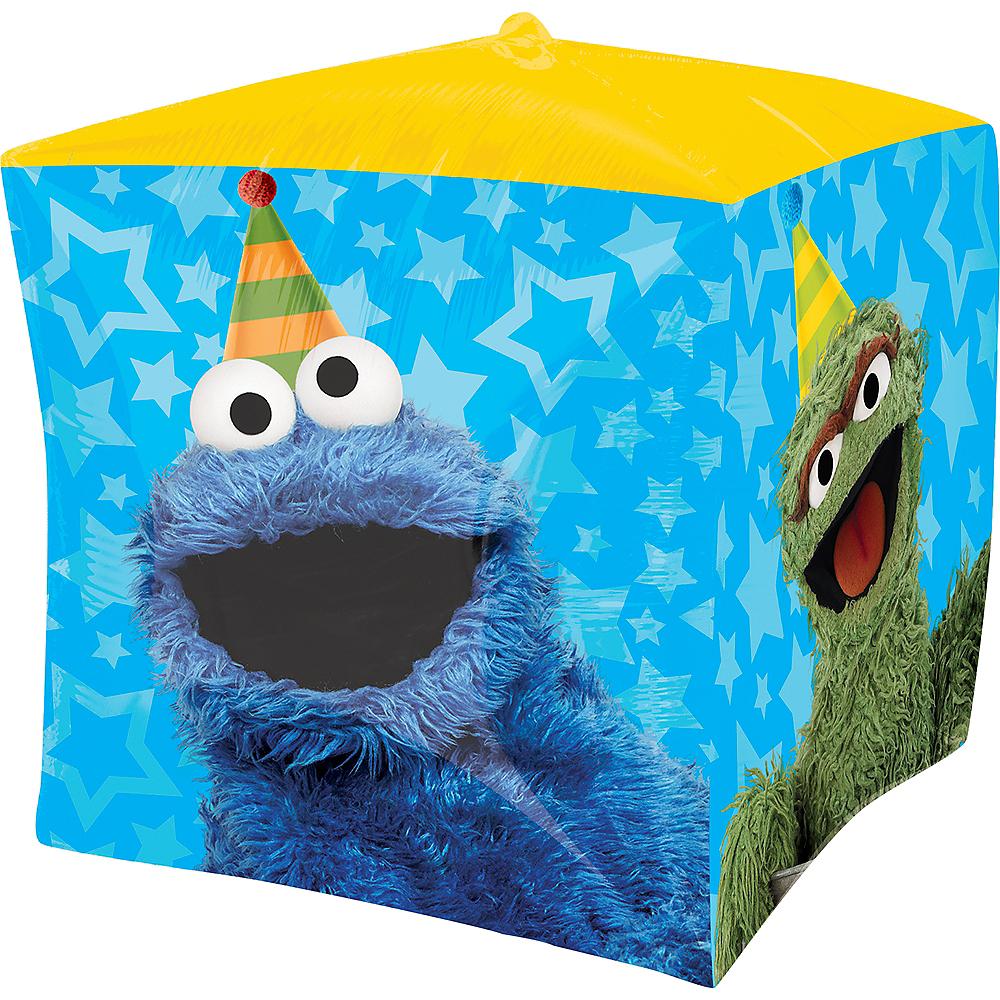Sesame Street Balloon - Cubez, 15in Image #3