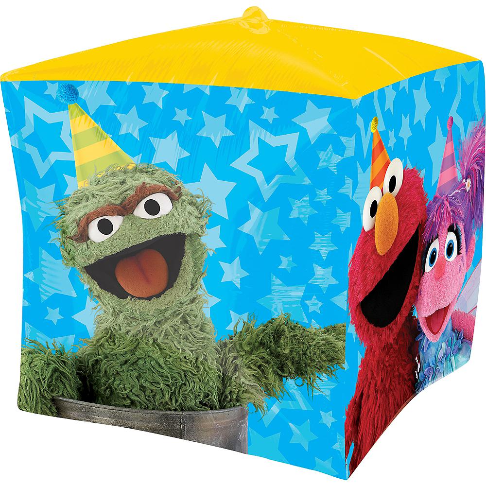 Sesame Street Balloon - Cubez, 15in Image #4