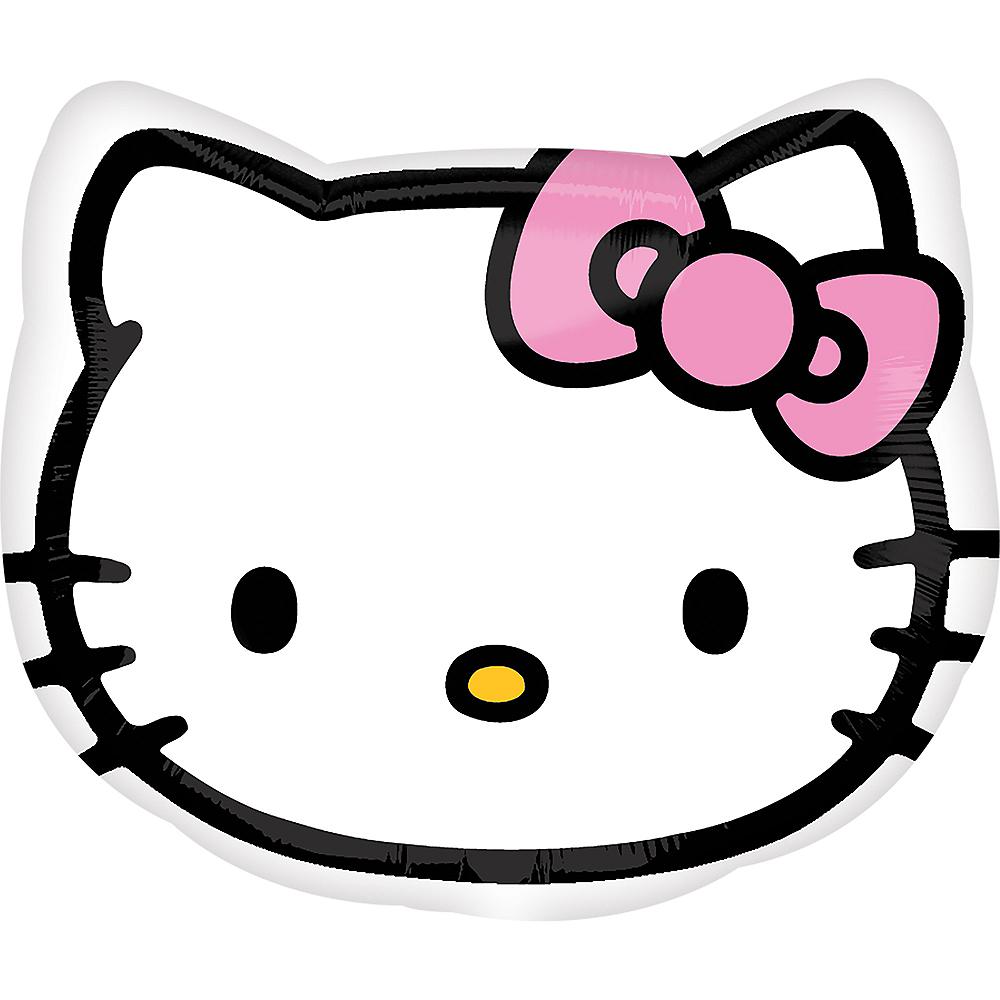 Cute Hello Kitty Balloon Image #1