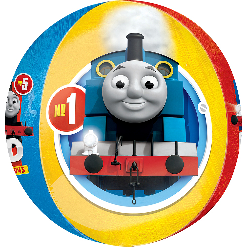 Thomas the Tank Engine Balloon - Orbz Image #4