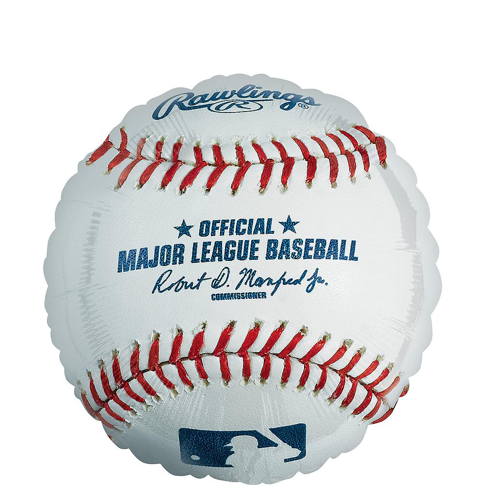 Rawlings MLB Baseball Balloon Image #1