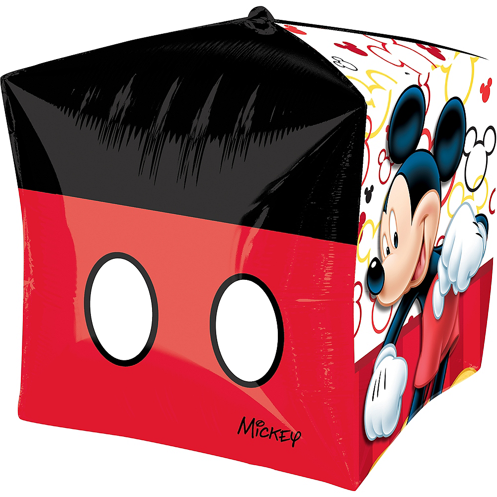 Mickey Mouse Balloon - Cubez Image #3