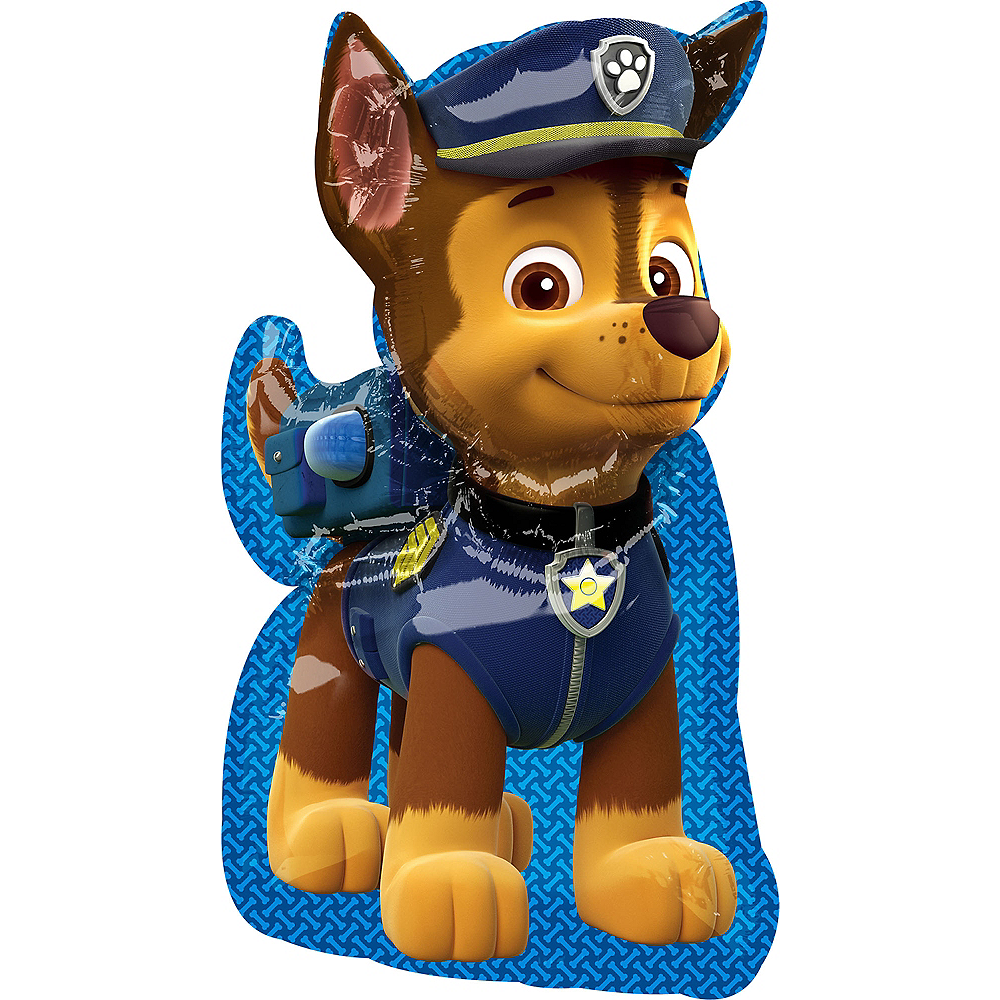 Nav Item for Giant Chase Balloon - PAW Patrol, 31in Image #1