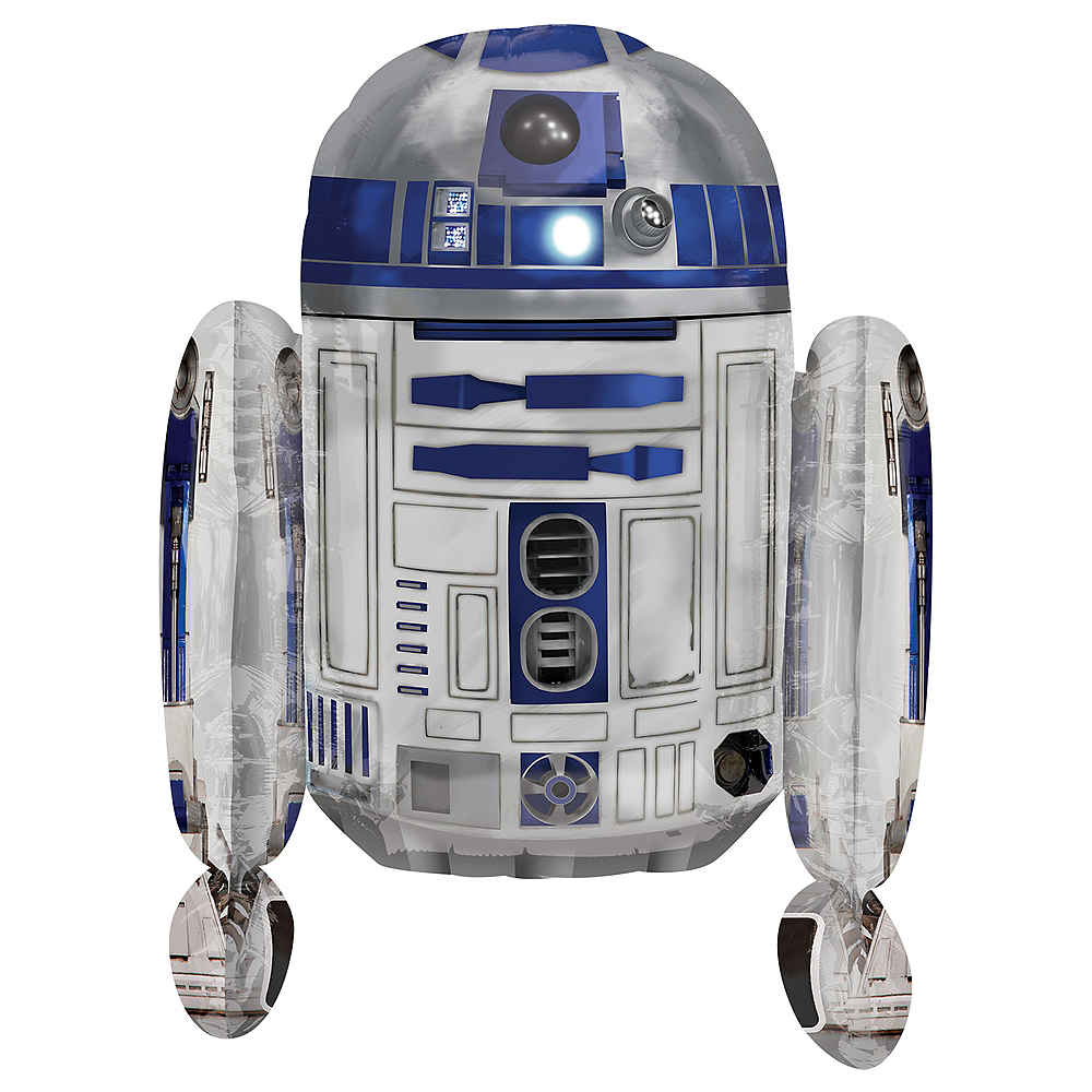 R2D2 Balloon - Star Wars, 26in Image #1