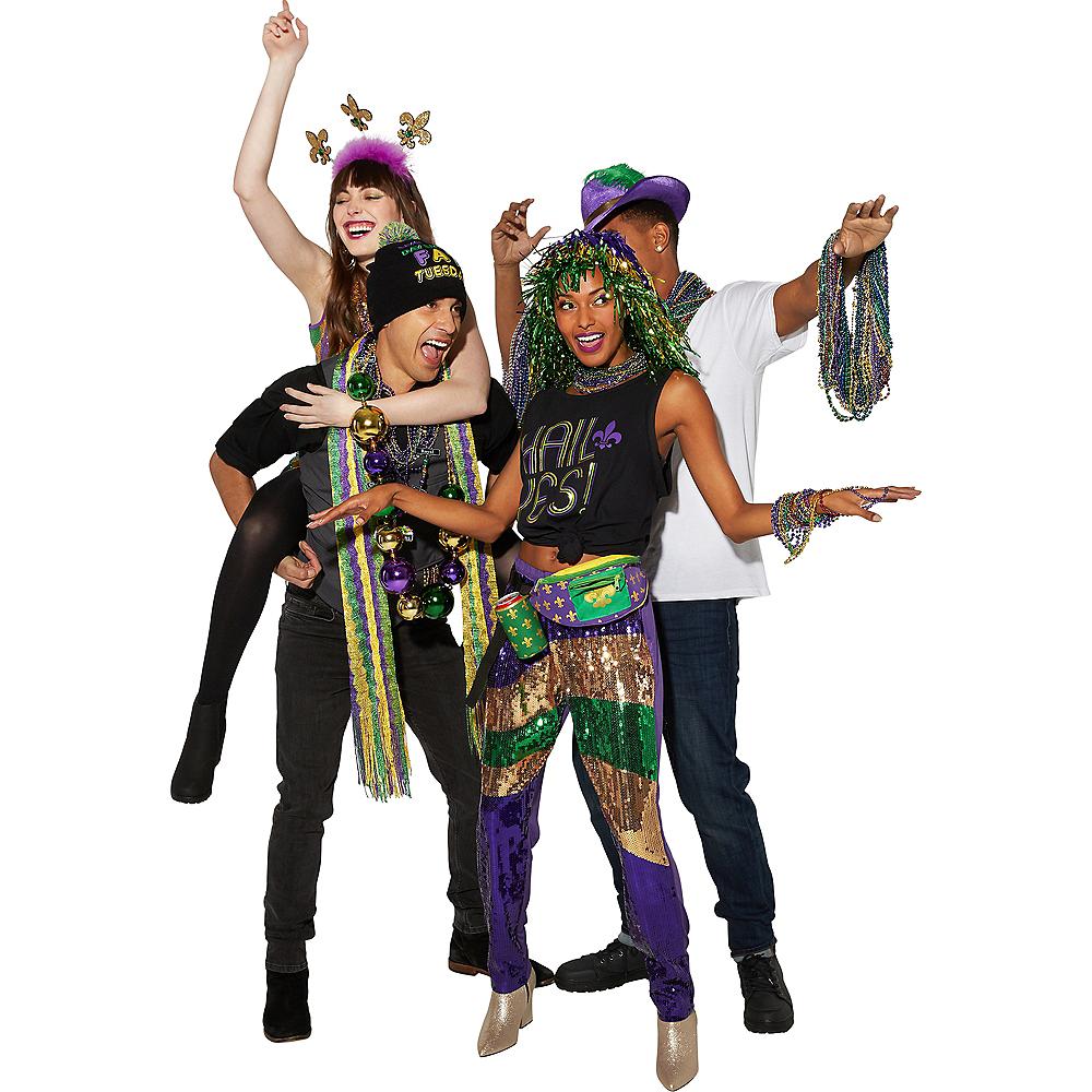 Mardi Gras Fanny Pack Image #3