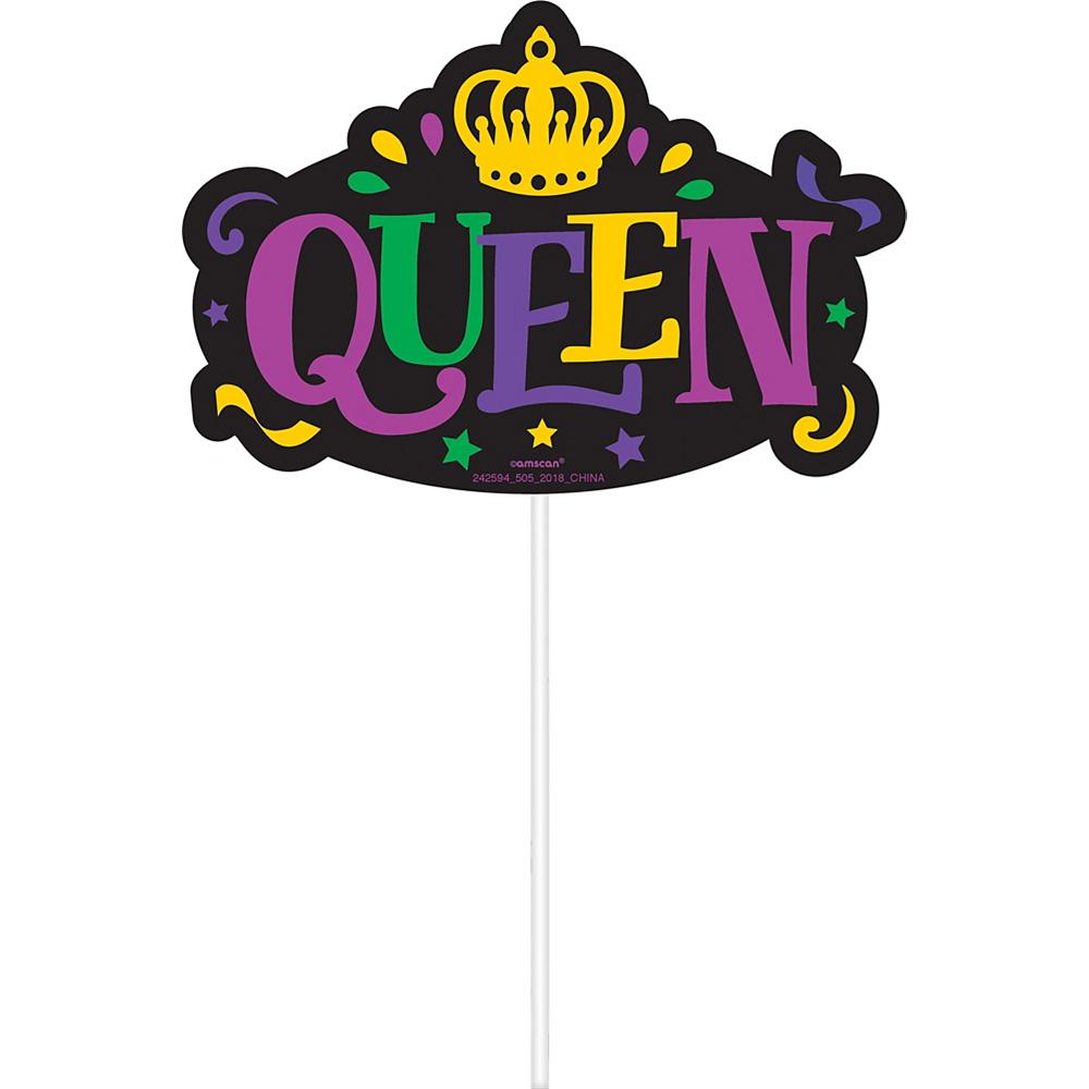 King & Queen Mardi Gras Float Kit 26pc Image #6