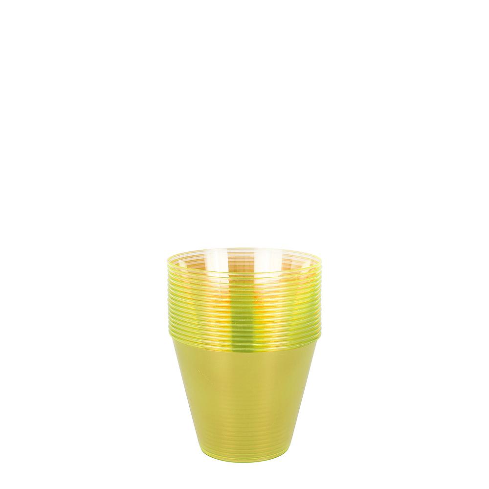 Mardi Gras Plastic Cups 50ct Image #3