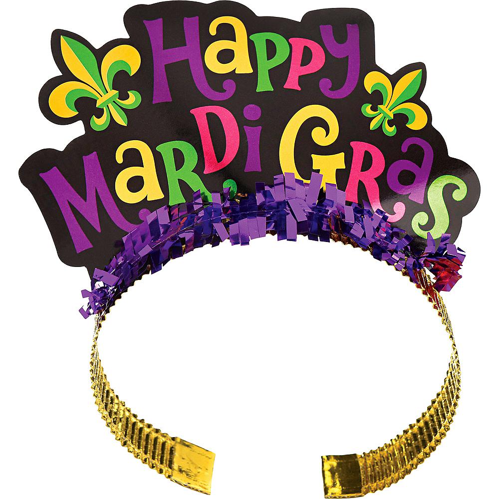 Kit For 10 - Mardi Gras Party Kit Image #7