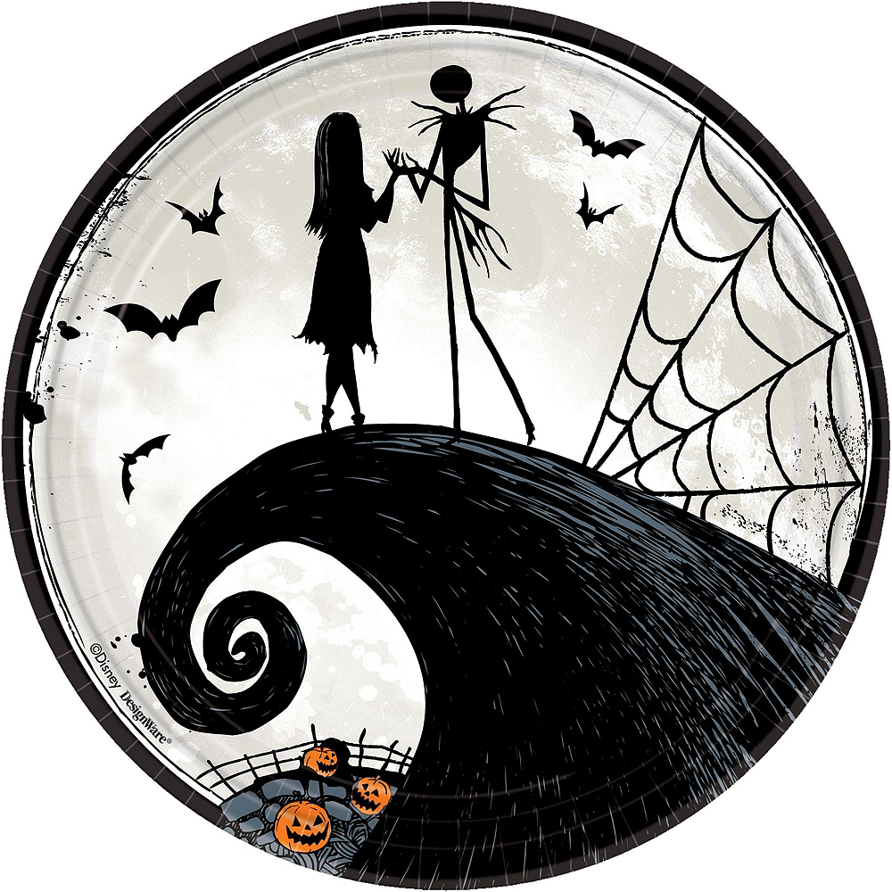 The Nightmare Before Christmas Party Kit for 16 Guests Image #3