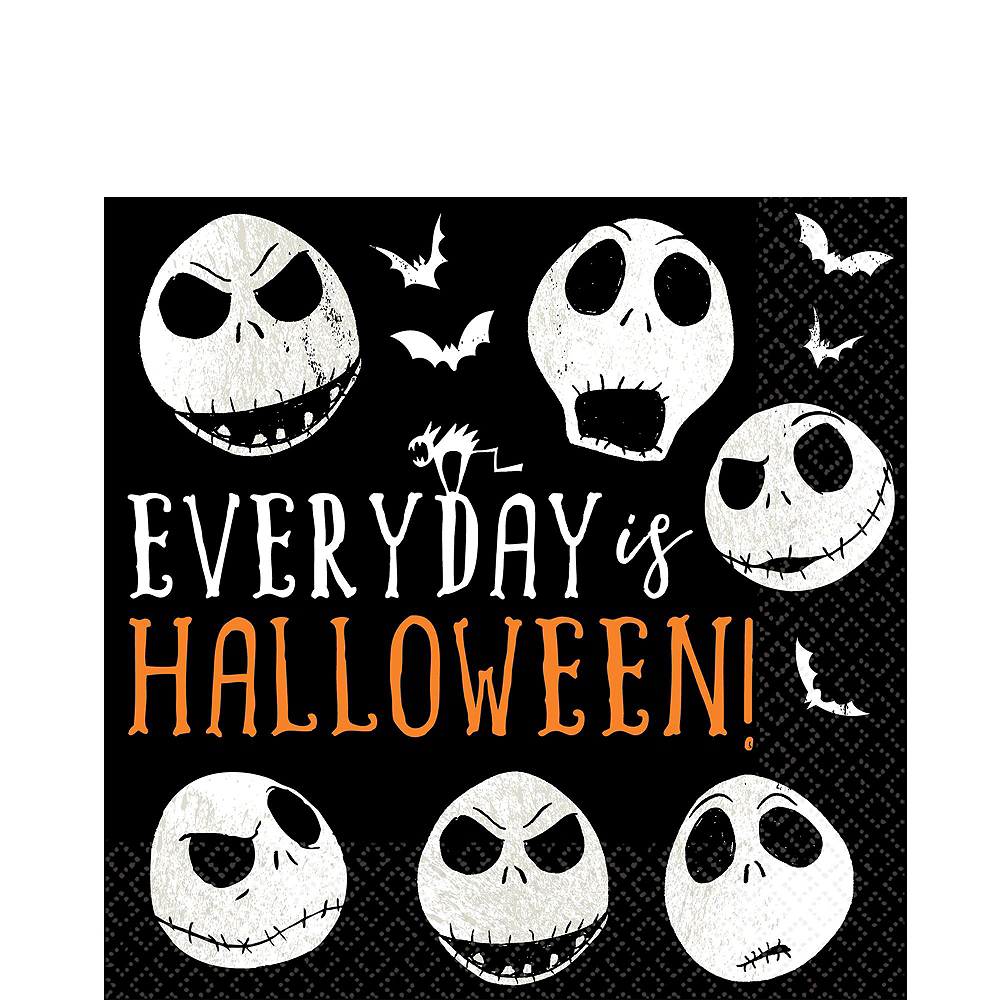 The Nightmare Before Christmas Party Kit for 16 Guests Image #5