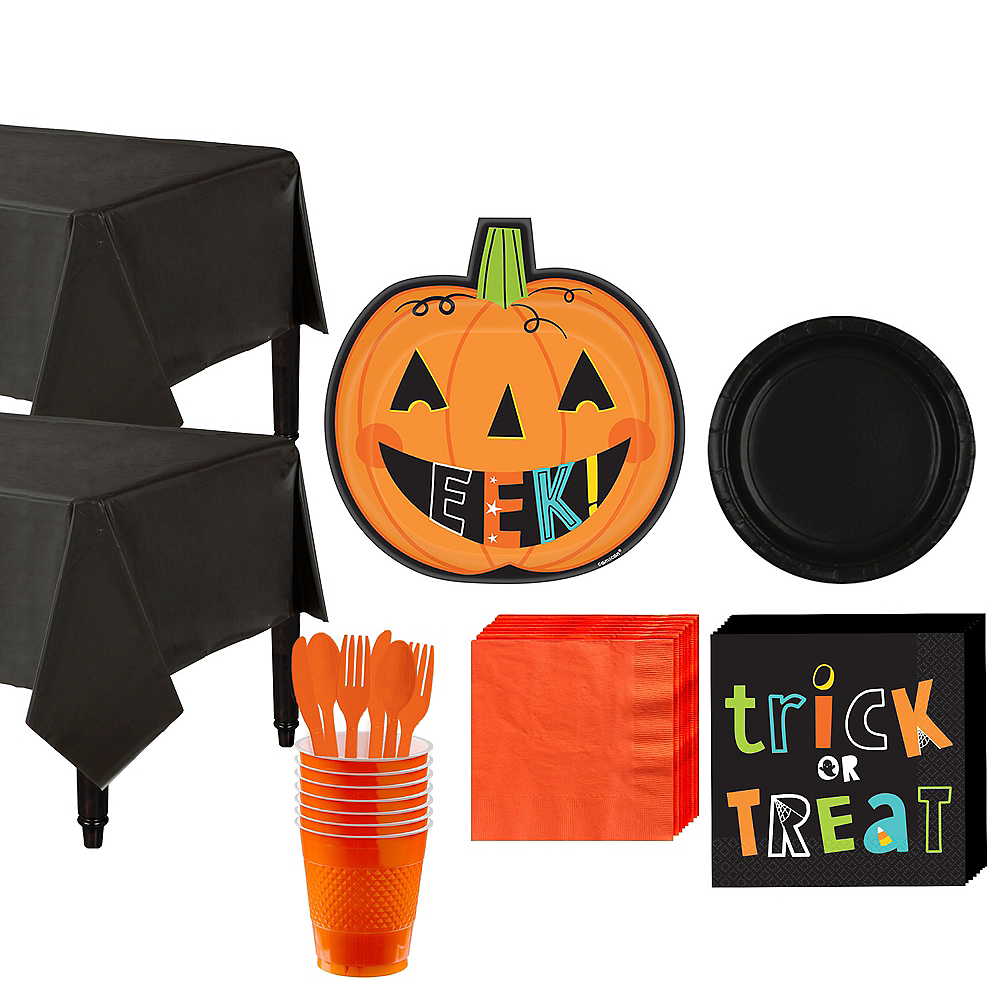 Halloween Friends Party Kit for 16 Guests Image #1
