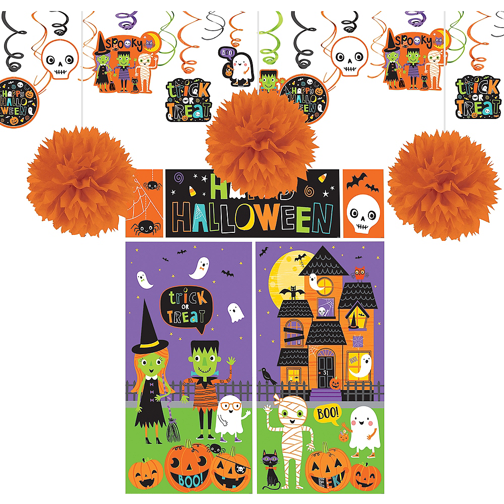 Halloween Friends Decorating Kit Image #1