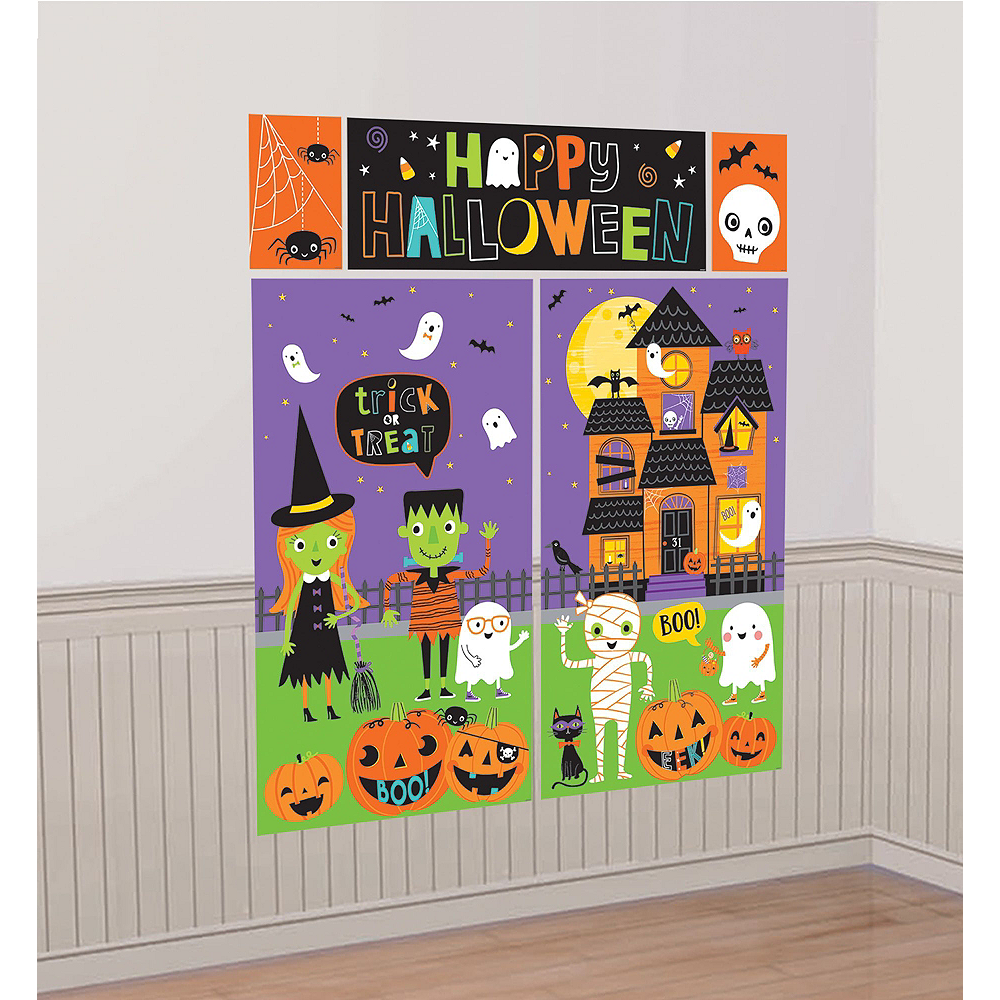 Halloween Friends Decorating Kit Image #2