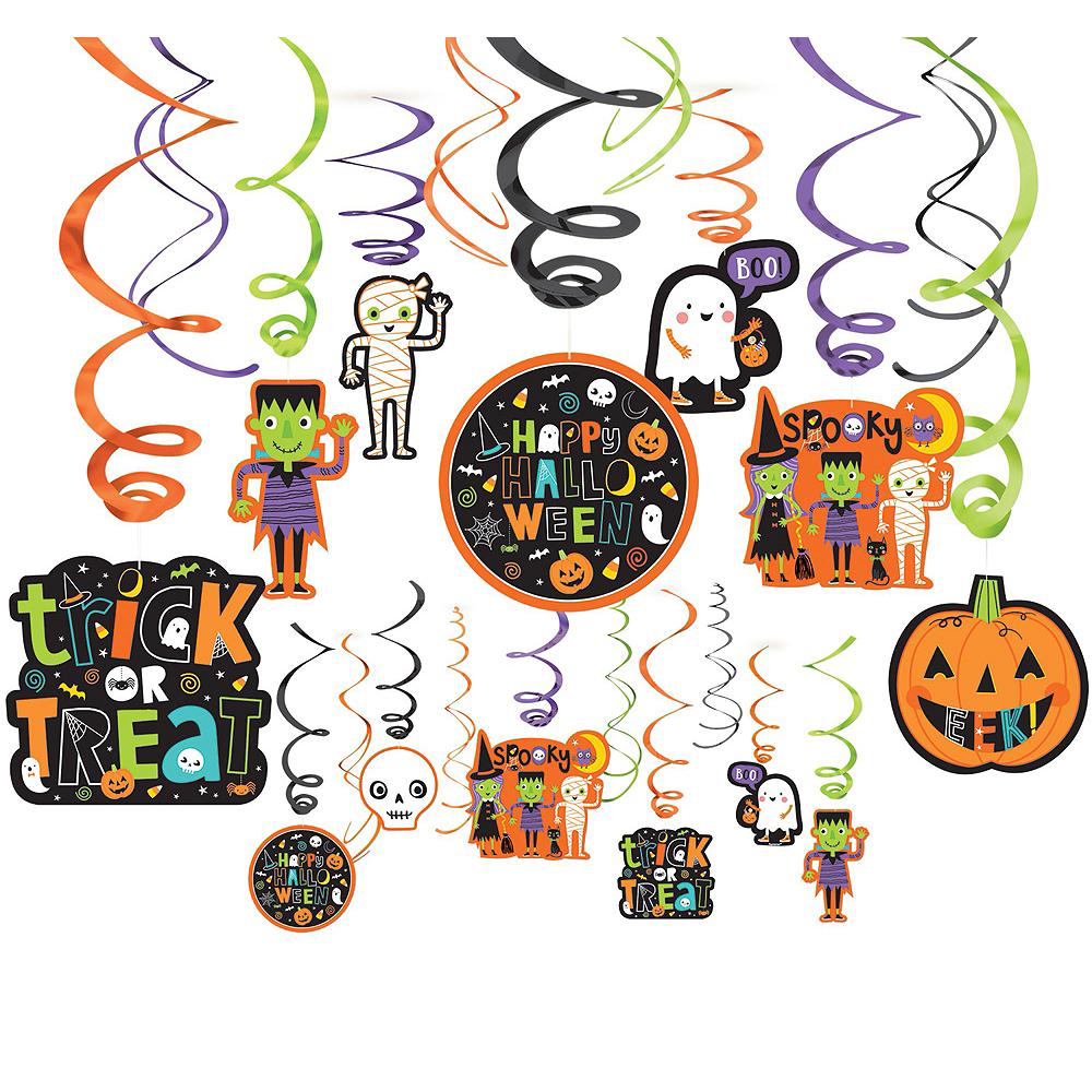 Halloween Friends Decorating Kit Image #3