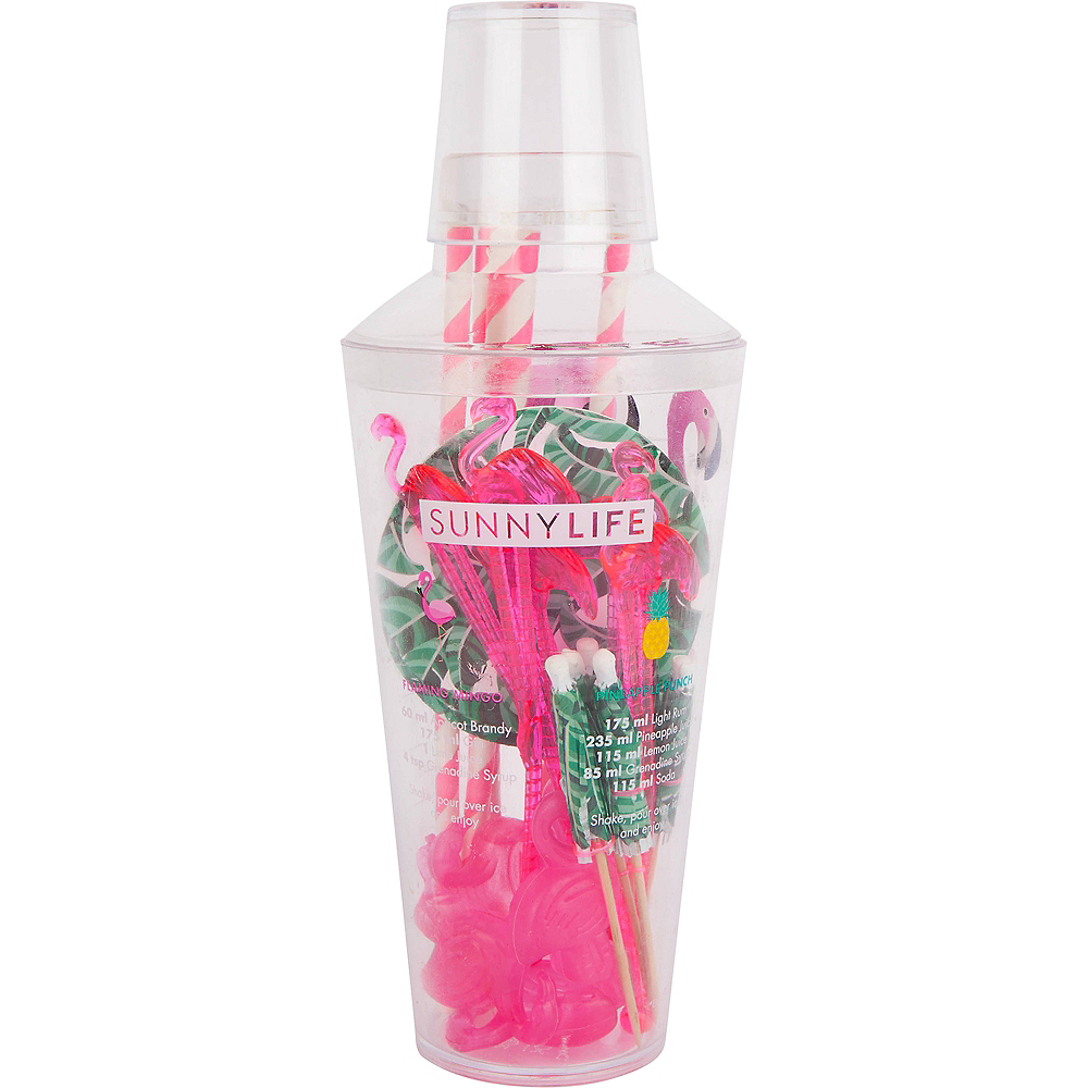 Tropical Flamingo Cocktail Kit Image #2