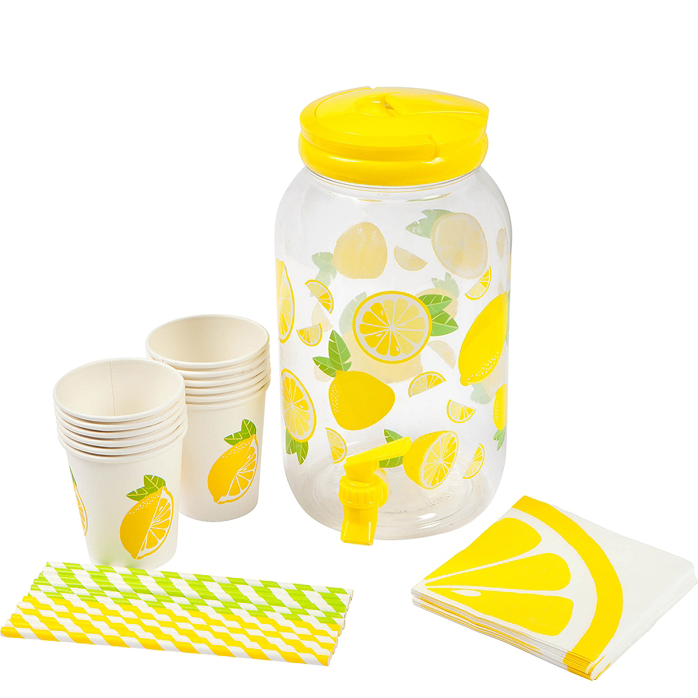 Lemon Drink Dispenser Kit Image #1
